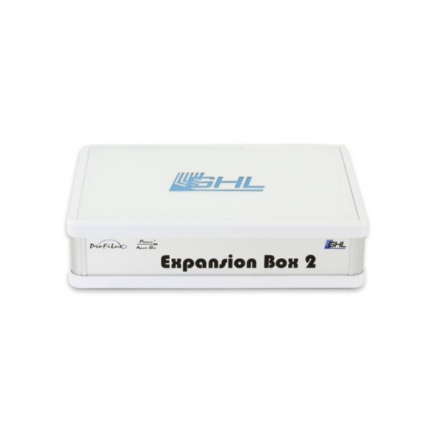Expansion Box 2, white
